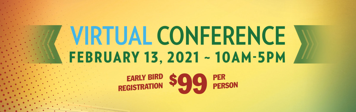 BSL Virtual Conference Flyer